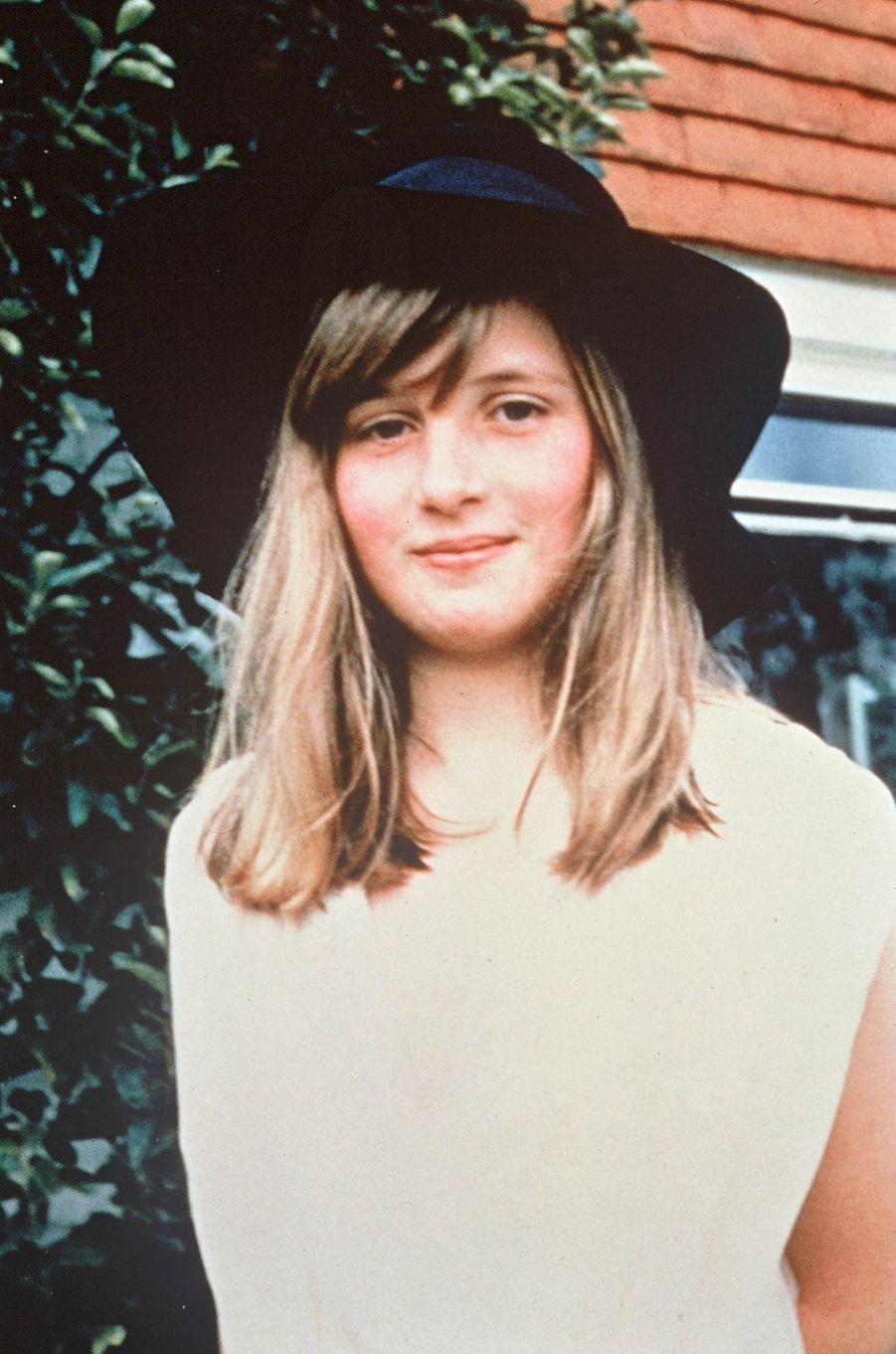 Diana Spencer, photo non datée