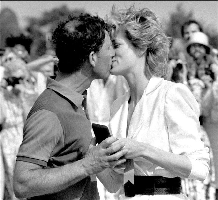 La princesse Diana et le prince Charles en juin 1986.