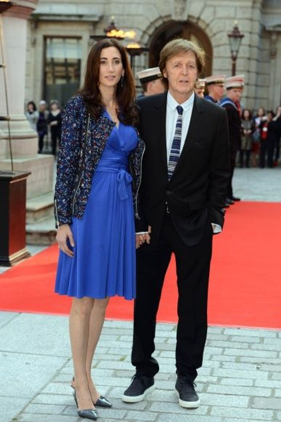 Paul McCartney et Nancy Shevell