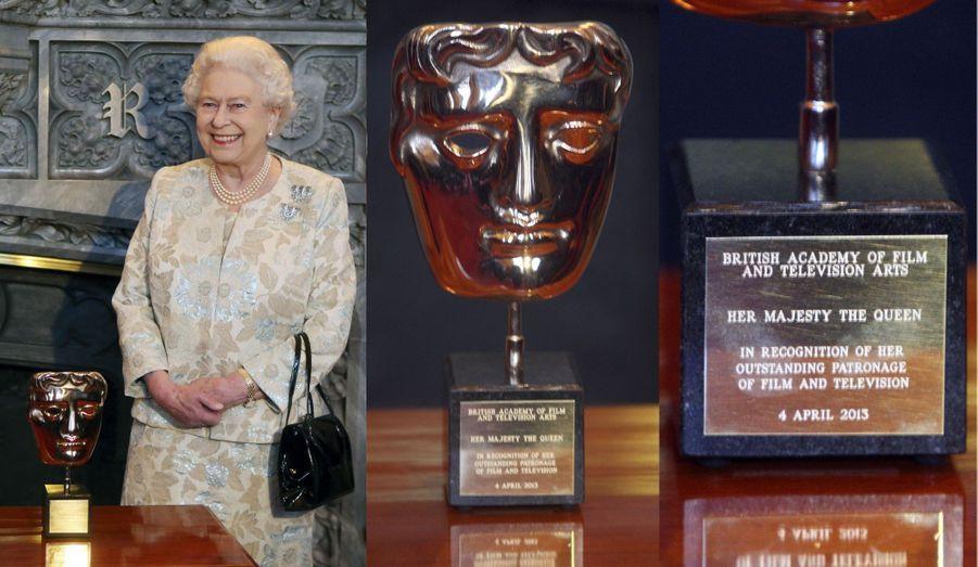 """""""En reconnaissance de l'ensemble de son œuvre pour le cinéma et la télévision britannique"""""""