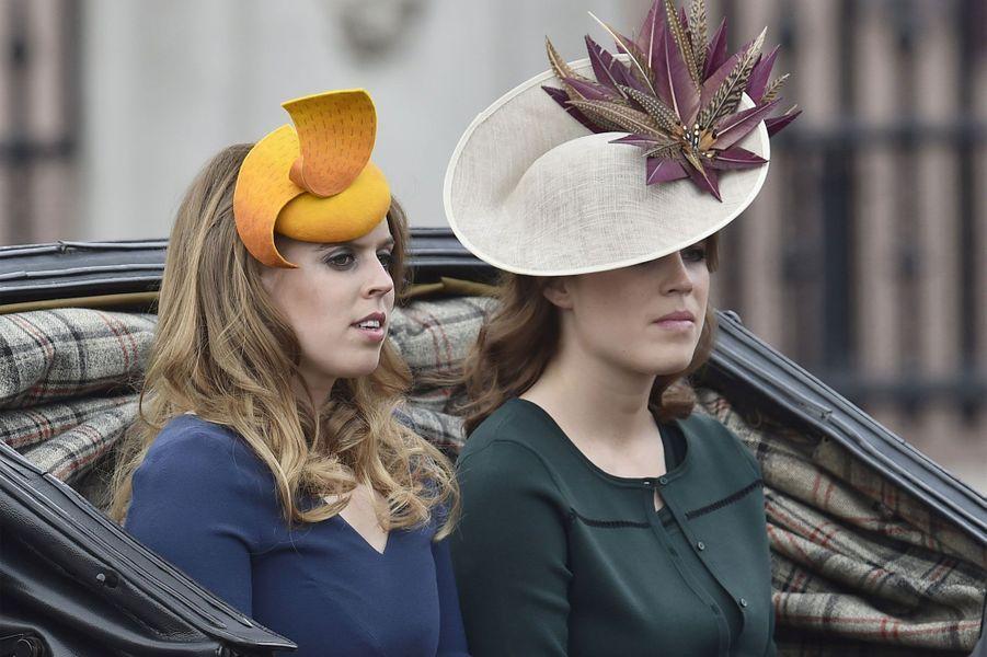 Eugenie et Beatrice