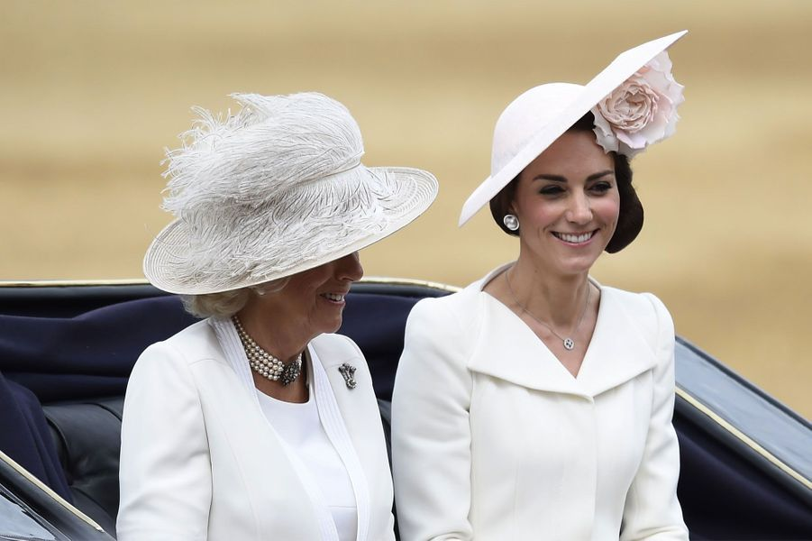 Kate et Camilla