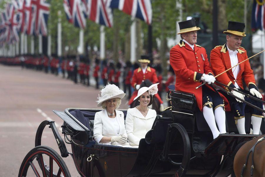 Kate Middleton et Camilla