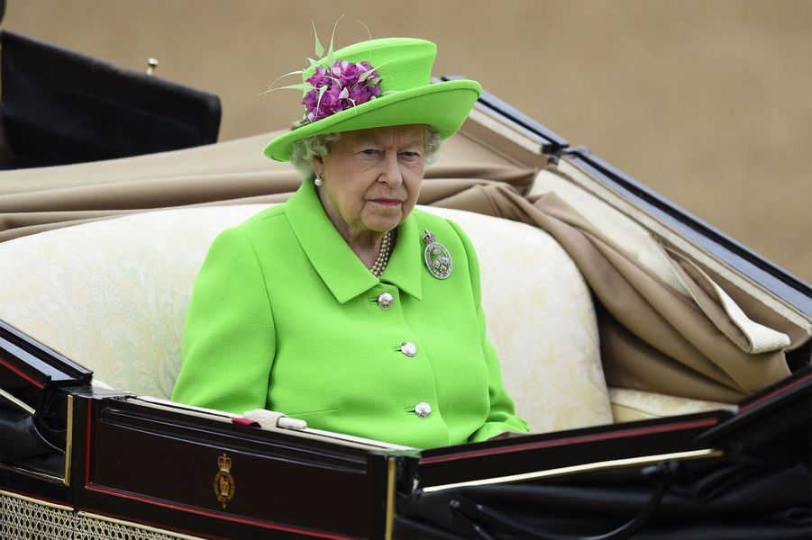 La reine Elizabeth II fête ses 90 ans