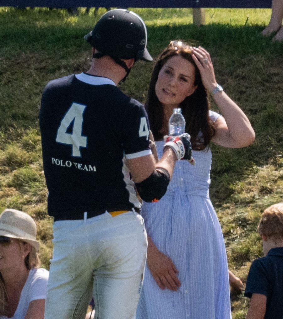 Dimanche En Plein Air Pour George Et Charlotte ( 29