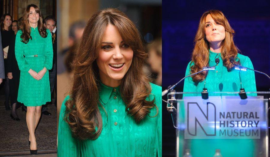 Novembre : La princesse du Style a un nouveau look
