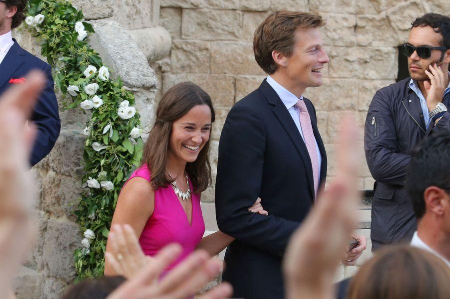 Harry et Pippa, mariage à l'italienne