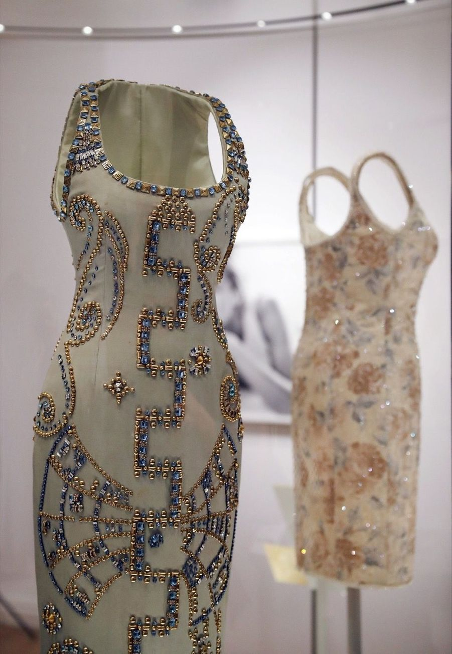 "L'exposition ""Diana: Sa Vie À Travers La Mode"" À Londres 18"