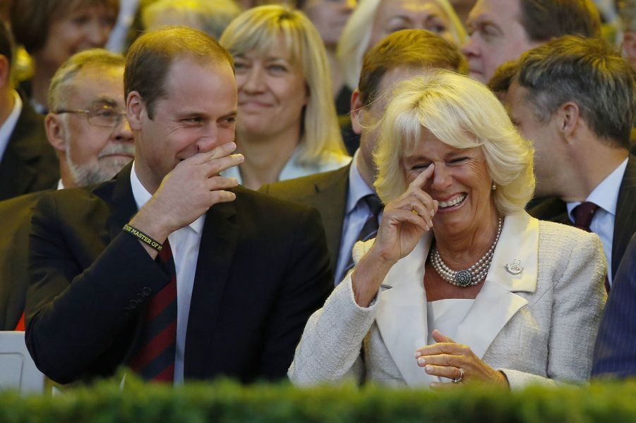 William et Camilla