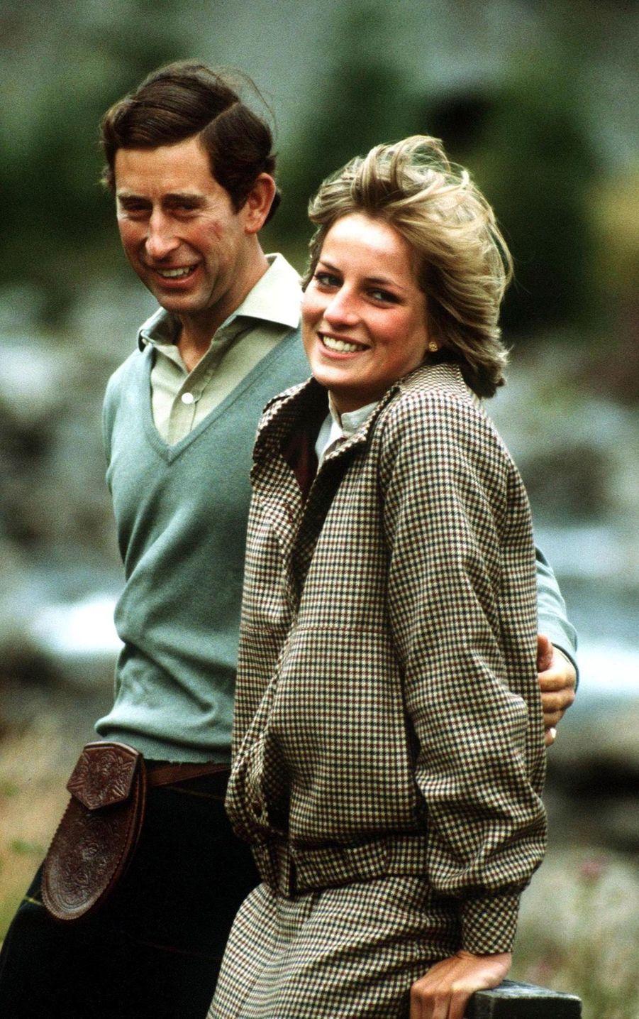 La princesse Diana, photographiée par Jayne Fincher, en septembre 1981.