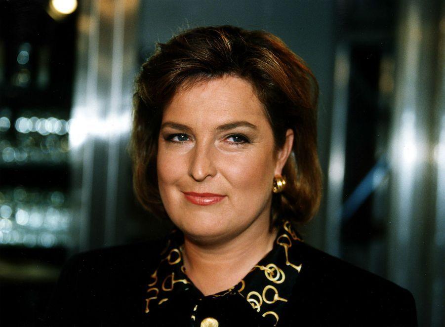 Jayne Fincher en août 1998