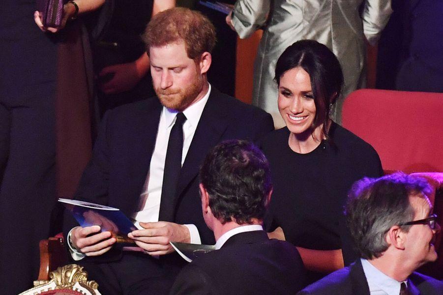 Photo prise à l'anniversaire de la reine le 21 avril 2018.