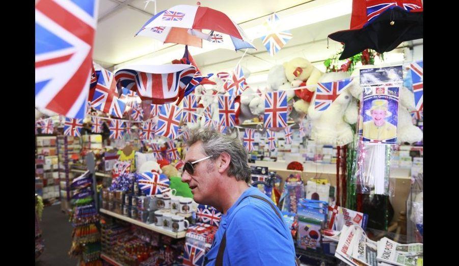 Un magasin, à Stoke Newington.