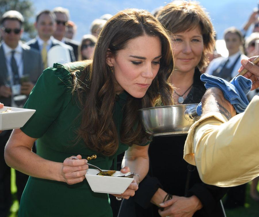 Kate à l'école des petits chefs