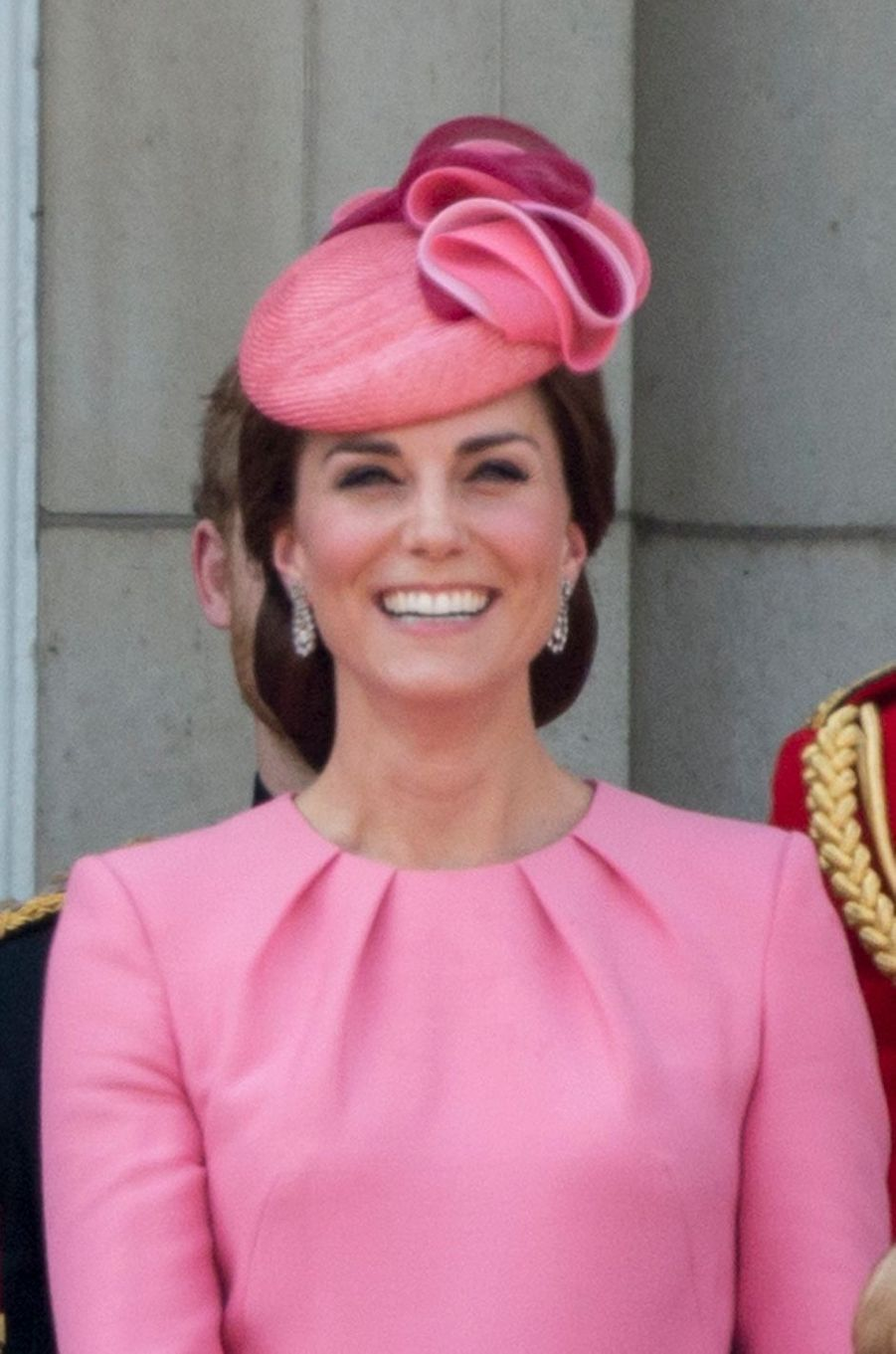 La duchesse Catherine de Cambridge à Londres, le 17 juin 2017