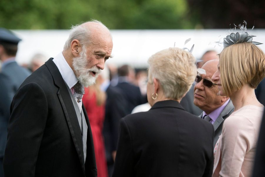 La Garden Party De Buckingham Palace 12