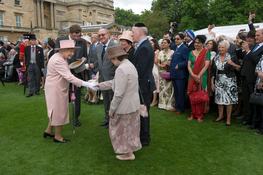 La Garden Party De Buckingham Palace 17
