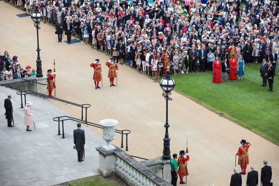 La Garden Party De Buckingham Palace 2