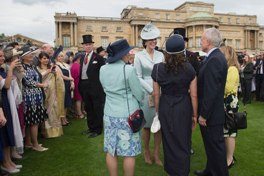 La Garden Party De Buckingham Palace 20