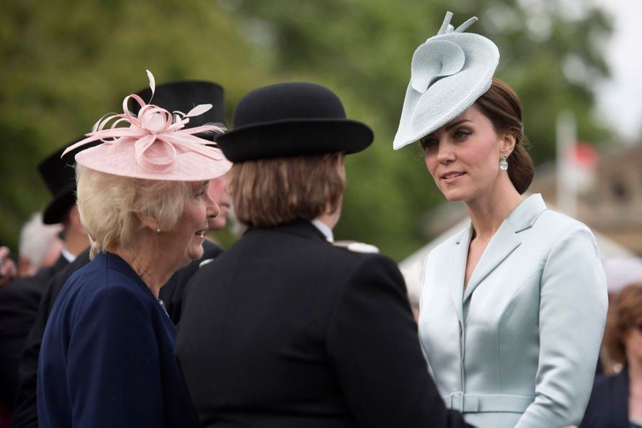 La Garden Party De Buckingham Palace 22