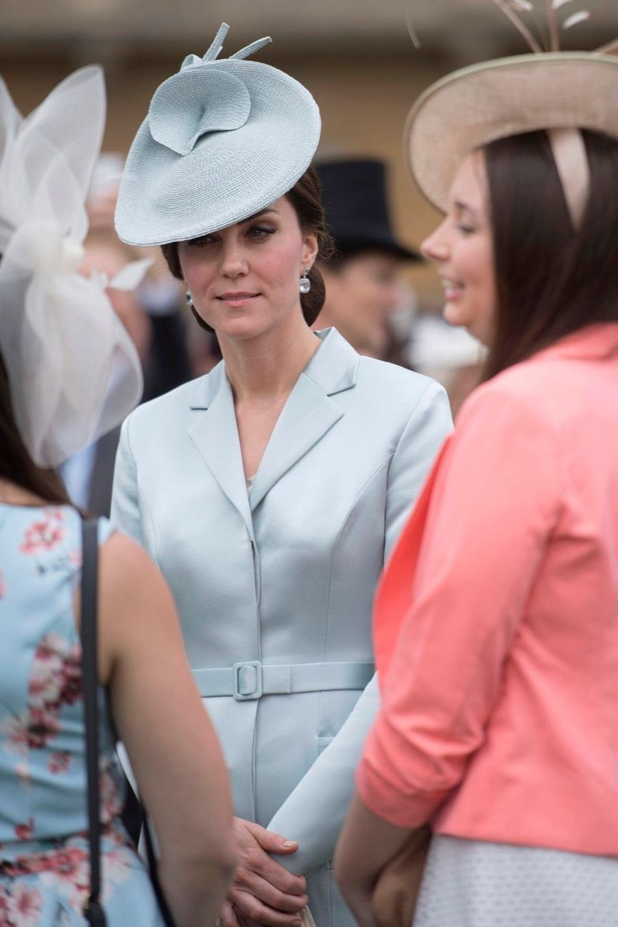 La Garden Party De Buckingham Palace 23