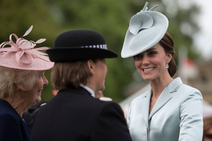 La Garden Party De Buckingham Palace 24
