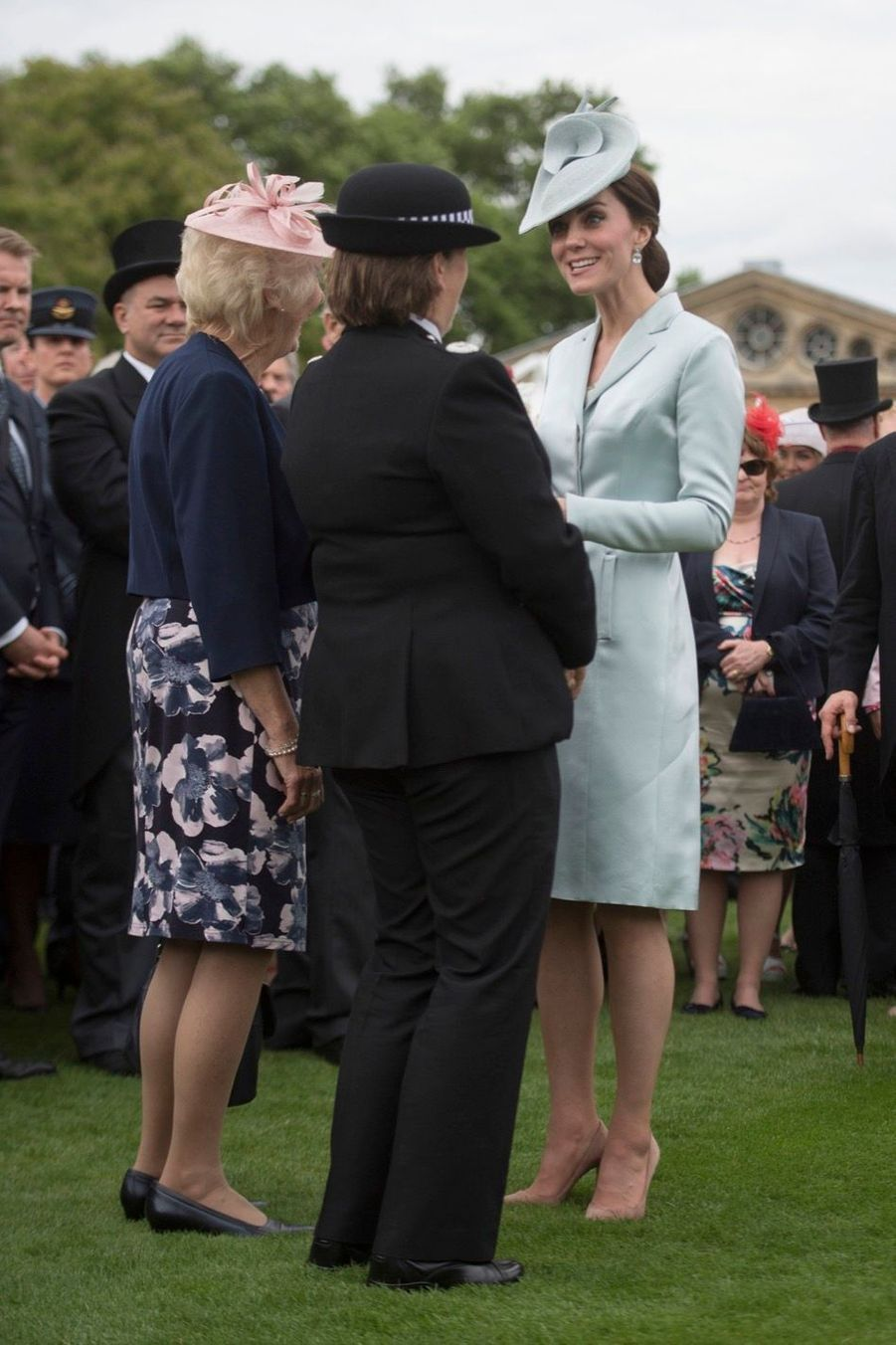 La Garden Party De Buckingham Palace 26