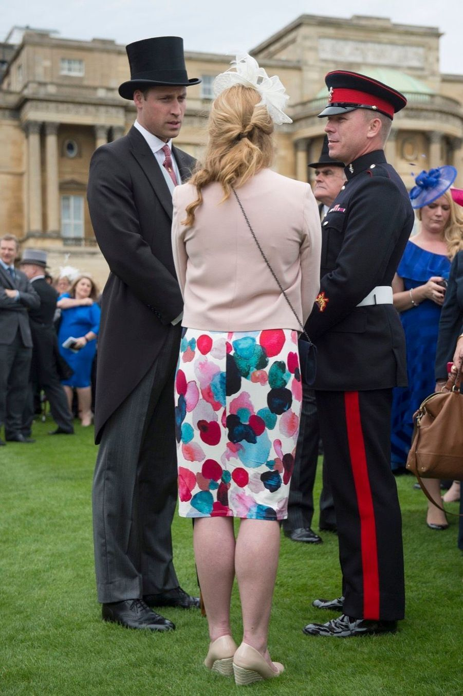 La Garden Party De Buckingham Palace 28