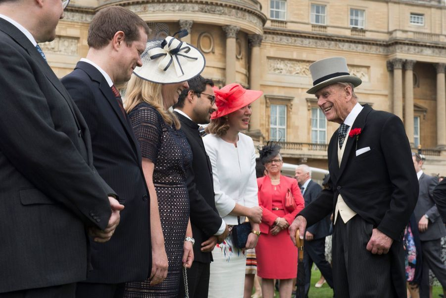 La Garden Party De Buckingham Palace 30