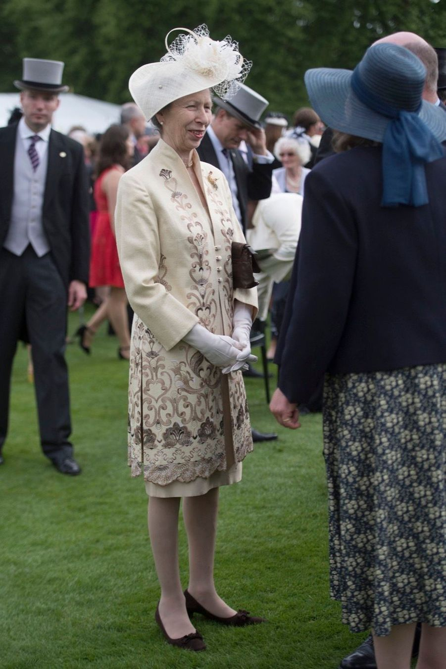 La Garden Party De Buckingham Palace 33