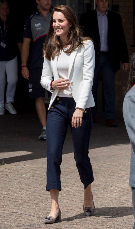 """Kate Middleton Avec Les Enfants Du """"1851 Trust"""", Vendredi 16 Juin À Londres 12"""