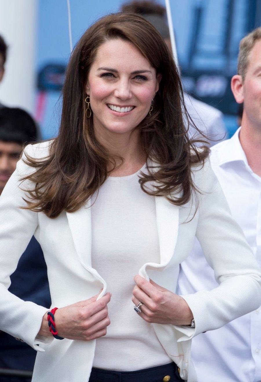 """Kate Middleton Avec Les Enfants Du """"1851 Trust"""", Vendredi 16 Juin À Londres 15"""