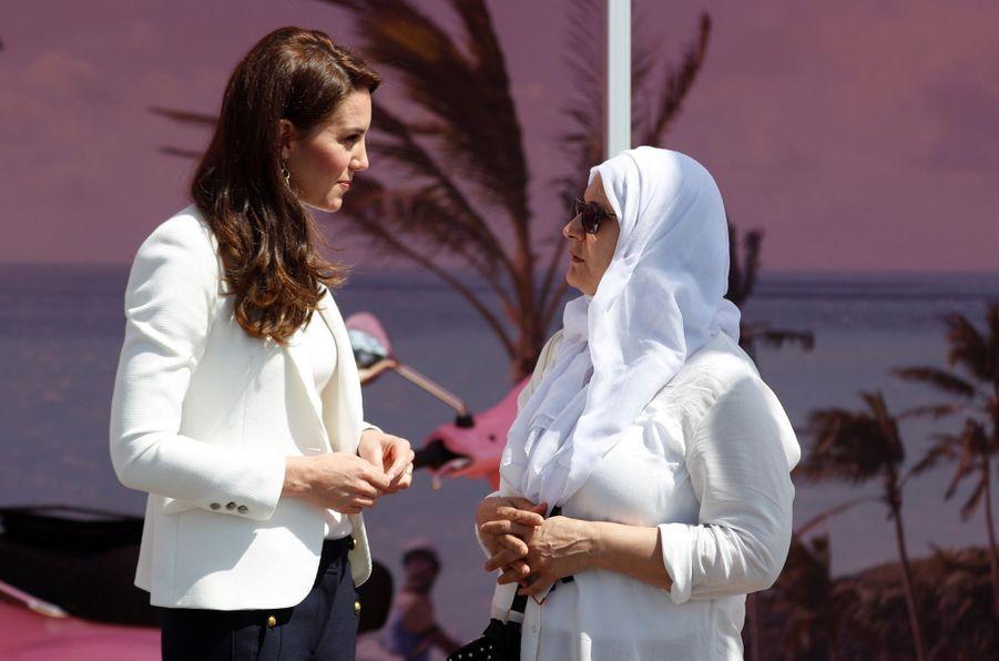 """Kate Middleton Avec Les Enfants Du """"1851 Trust"""", Vendredi 16 Juin À Londres 19"""