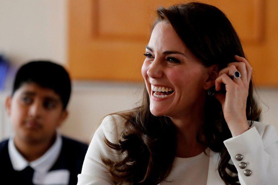 """Kate Middleton Avec Les Enfants Du """"1851 Trust"""", Vendredi 16 Juin À Londres 30"""