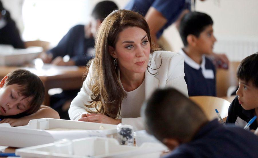 """Kate Middleton Avec Les Enfants Du """"1851 Trust"""", Vendredi 16 Juin À Londres 31"""