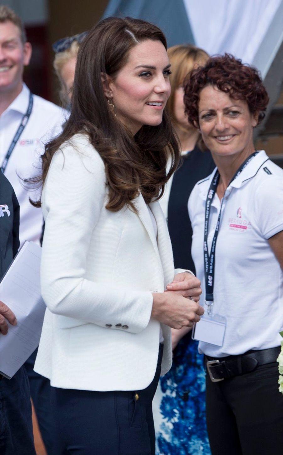 """Kate Middleton Avec Les Enfants Du """"1851 Trust"""", Vendredi 16 Juin À Londres 9"""