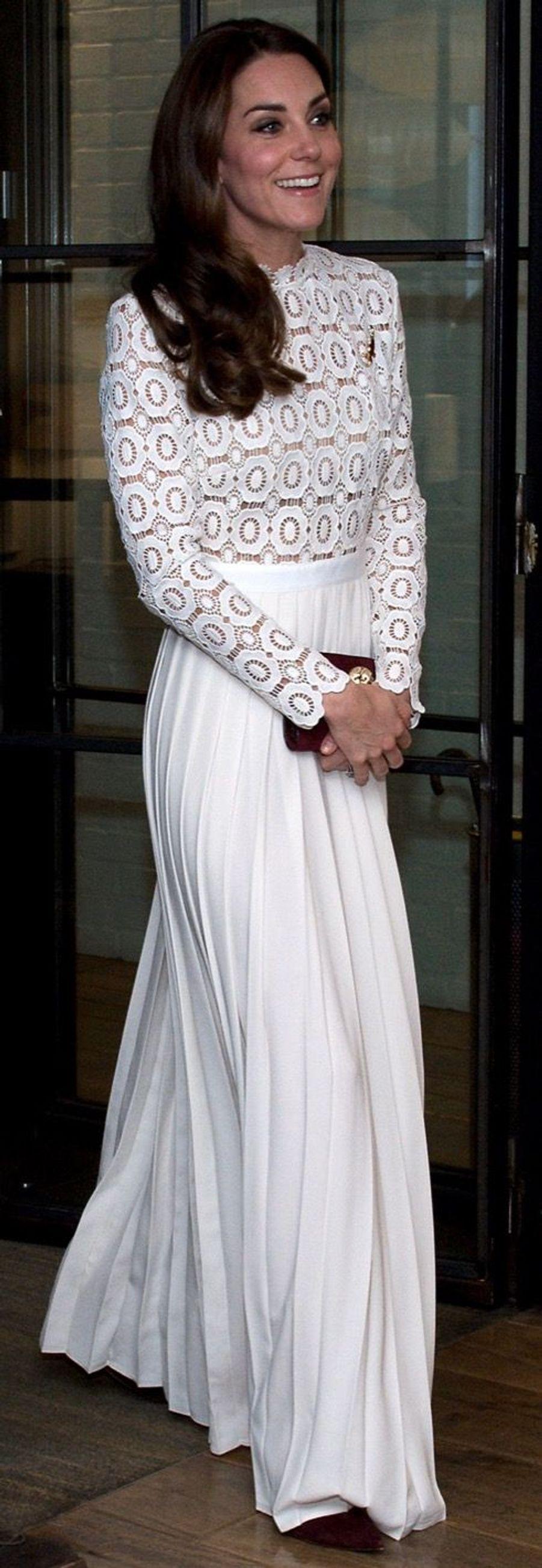 Kate, défilé glamour sur le tapis rouge