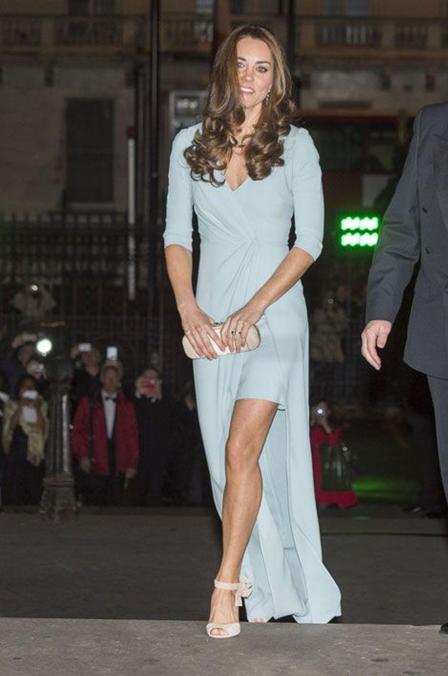 Kate, duchesse glamour à Londres