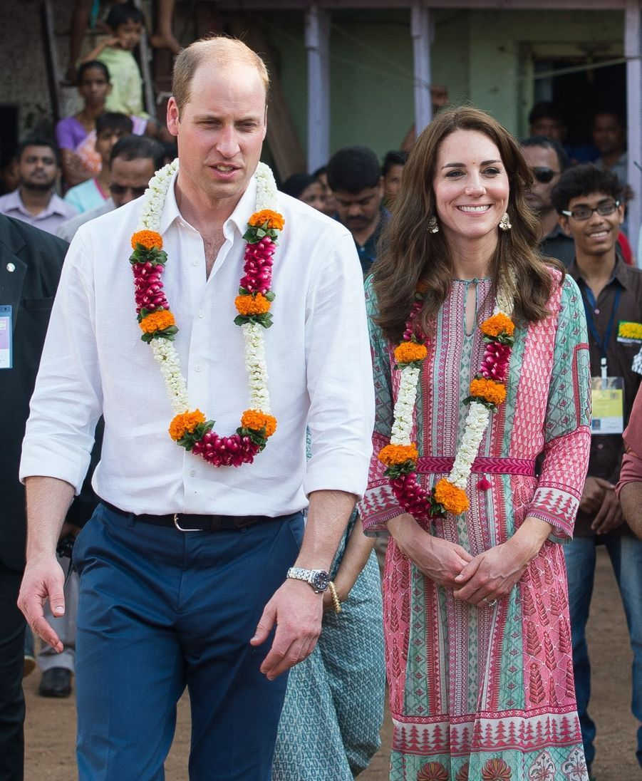 Kate et William : après le cricket, le football