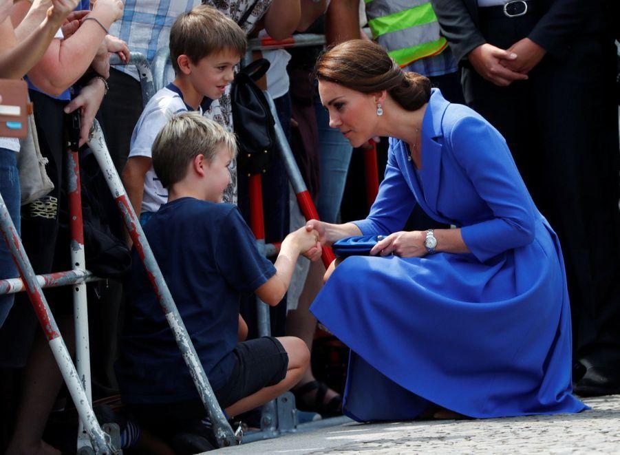 Kate Et William, Première Journée En Allemagne 11