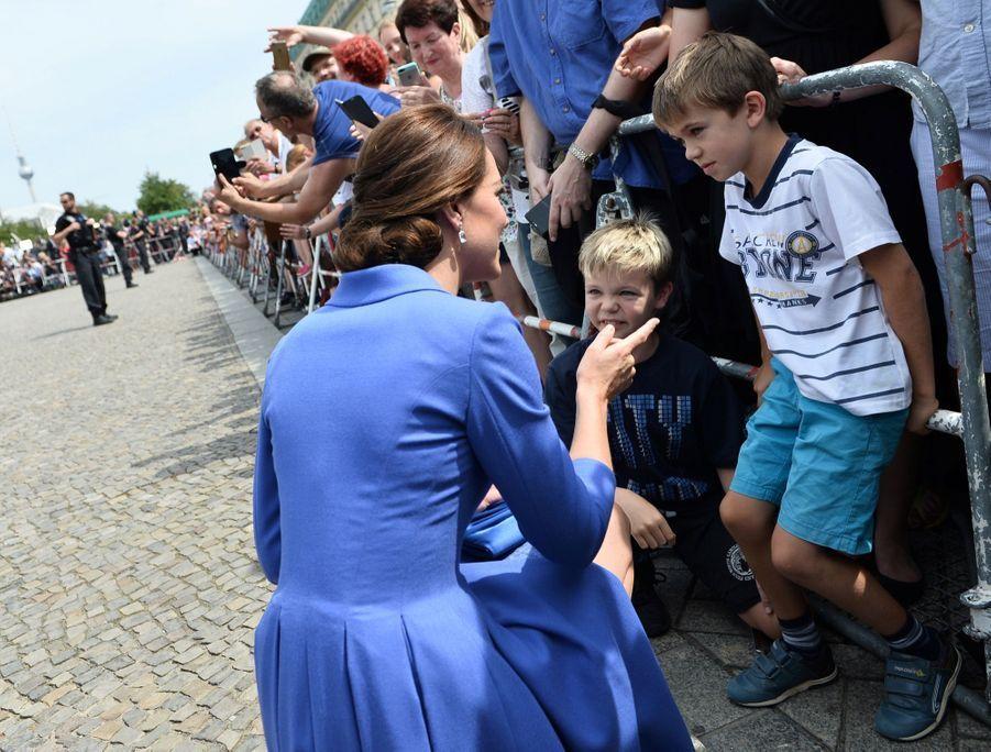 Kate Et William, Première Journée En Allemagne 15