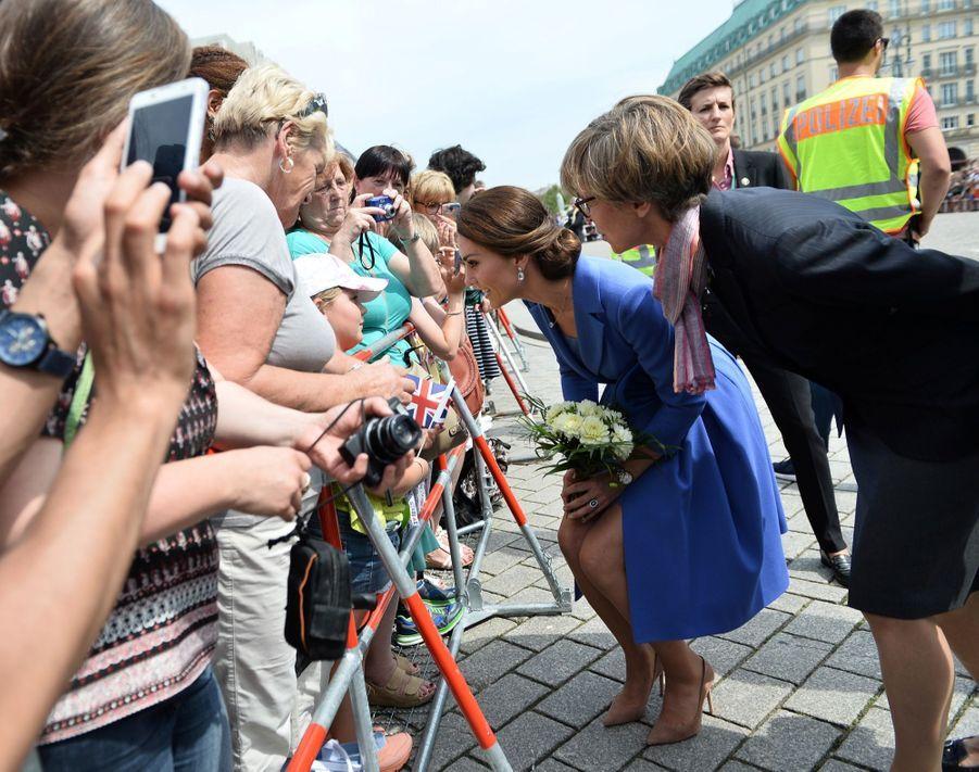 Kate Et William, Première Journée En Allemagne 17