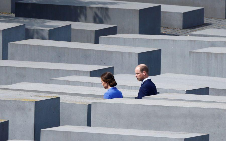 Kate Et William, Première Journée En Allemagne 24