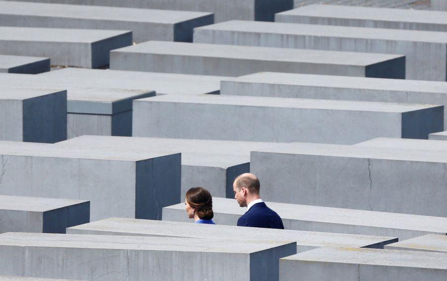 Kate Et William, Première Journée En Allemagne 25