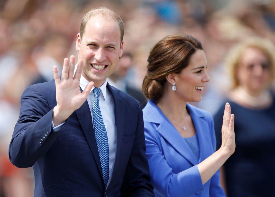 Kate Et William, Première Journée En Allemagne 38