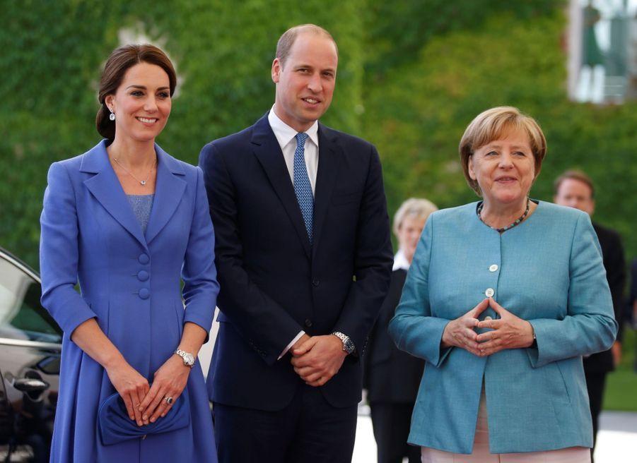 Kate Et William, Première Journée En Allemagne 4