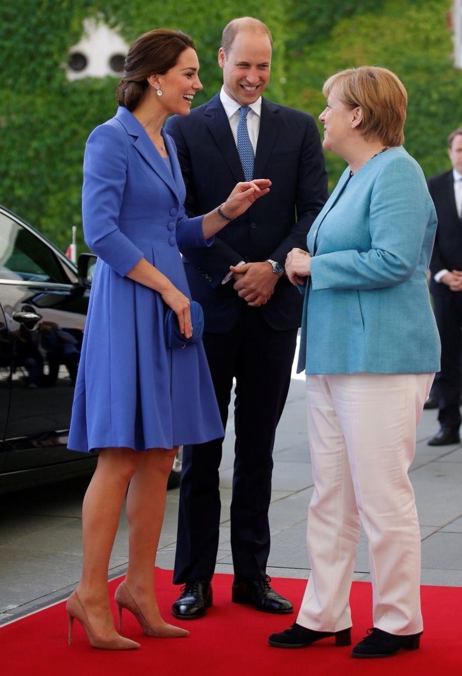 Kate Et William, Première Journée En Allemagne 5