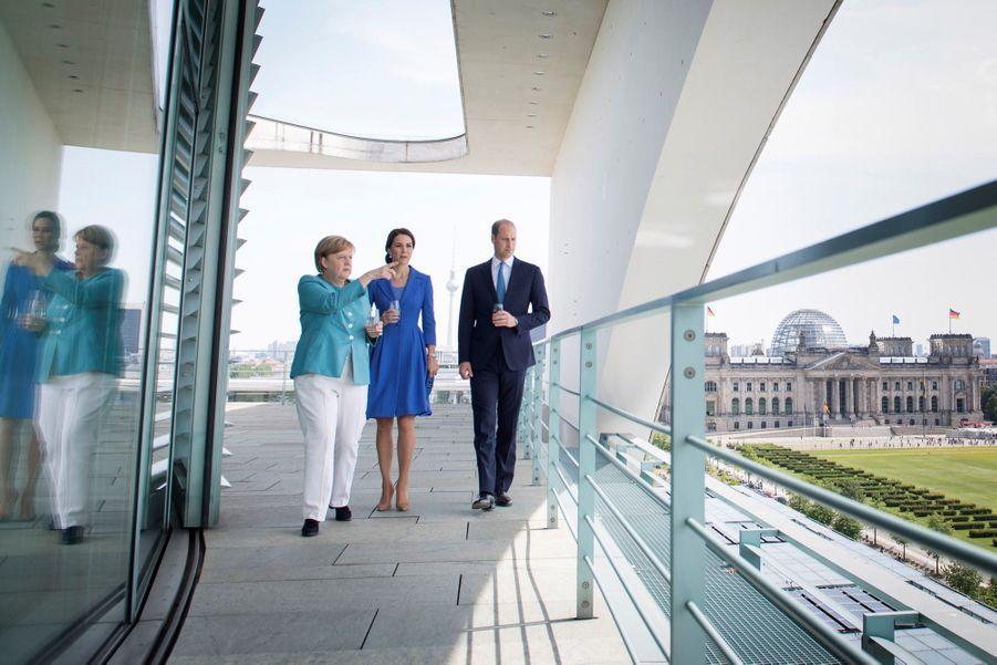 Kate Et William, Première Journée En Allemagne 7