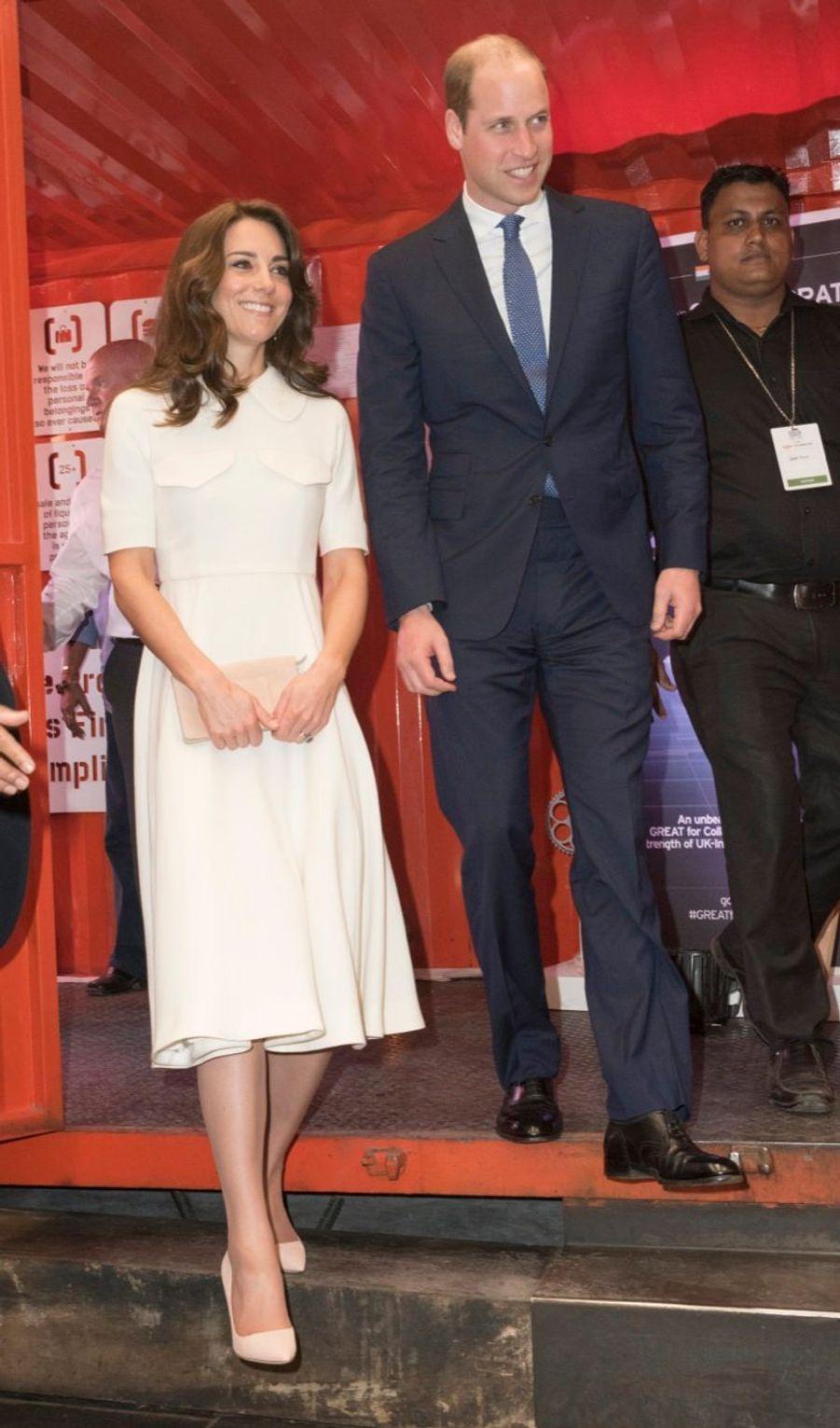 Kate et William, bons baisers de Bombay