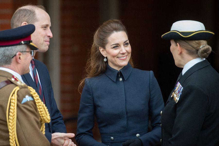 William et KateàLoughborough le 11 février 2020